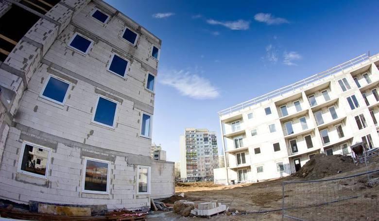 W którym powiecie w naszym województwie oddano w 2017 roku do użytku najwięcej nowych mieszkań? Sprawdźcie listę! Ranking został opracowany na podstawie