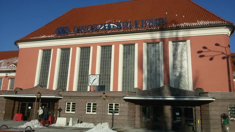 Remont ma już za sobą dworzec w Gliwicach.