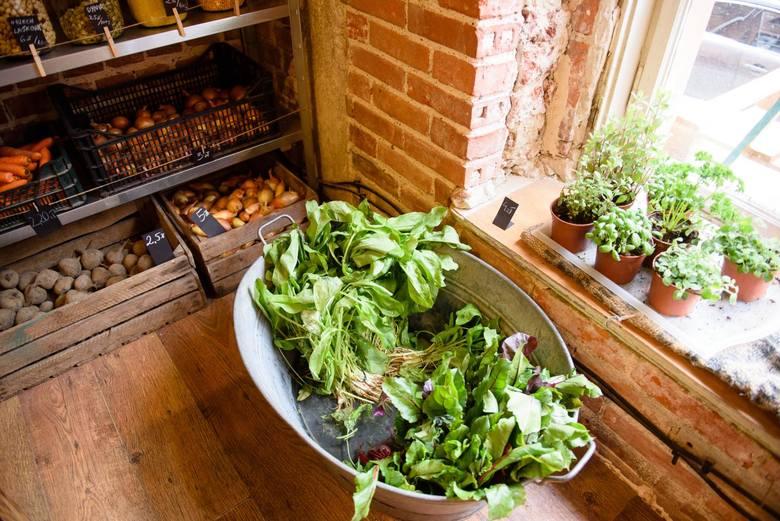 Wszystkie produkty trafiają do warzywniaka bezpośrednio od producentów<br />