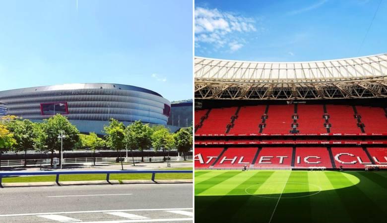 Nazwa: San Mames Pojemność: 53000 Rok powstania: 2011Gospodarz: Athletic Bilbao Mecze na Euro 2020:15 czerwca, poniedziałek - mecz grupy E20 czerwca,