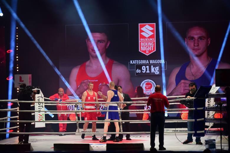 """Gala boksu """"Suzuki Boxing Night IV – Starcie Mistrzów"""" odbędzie się w Lublinie"""