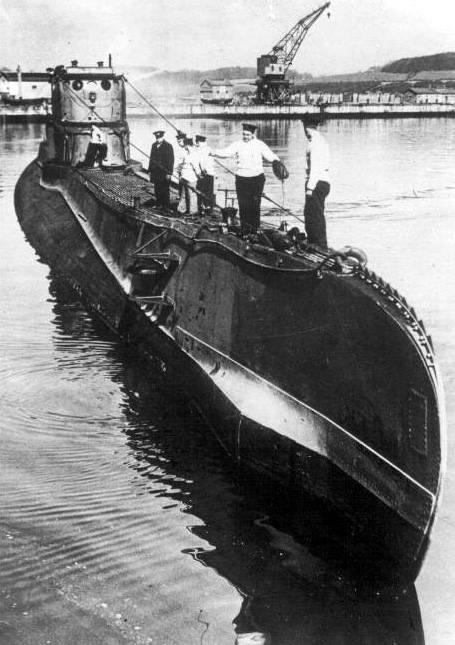 Orzeł miał 84 m długości i 6,7 m szerokości. Był wyposażony w 20 torped oraz działo Bofors.