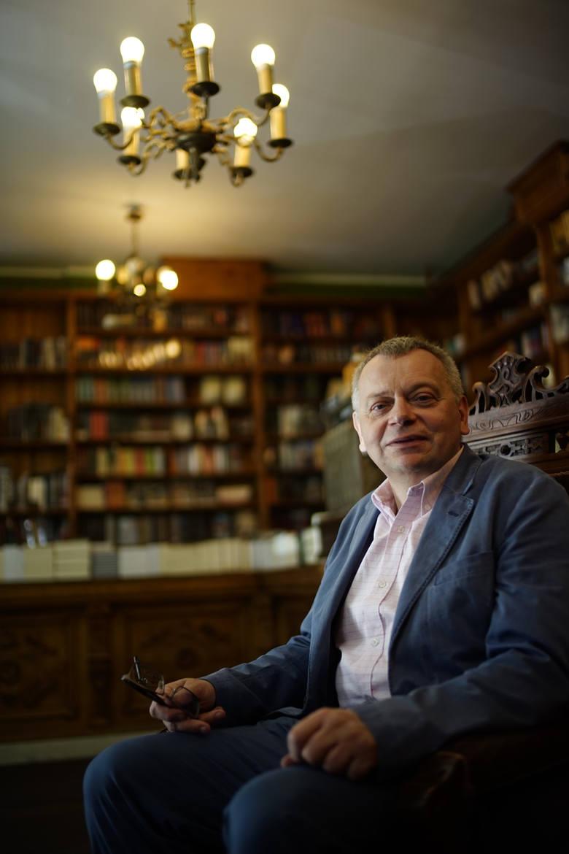 Tadeusz Zysk, kandydat PiS na prezydenta