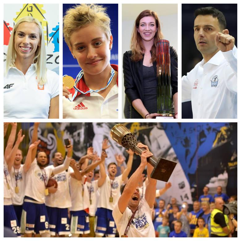 Podium dla pań, laury dla Włocławka - tak, w wielkim skrócie, można podsumować wyniki naszego plebiscytu na najlepszych sportowców 2018. Razem z Czytelnikami