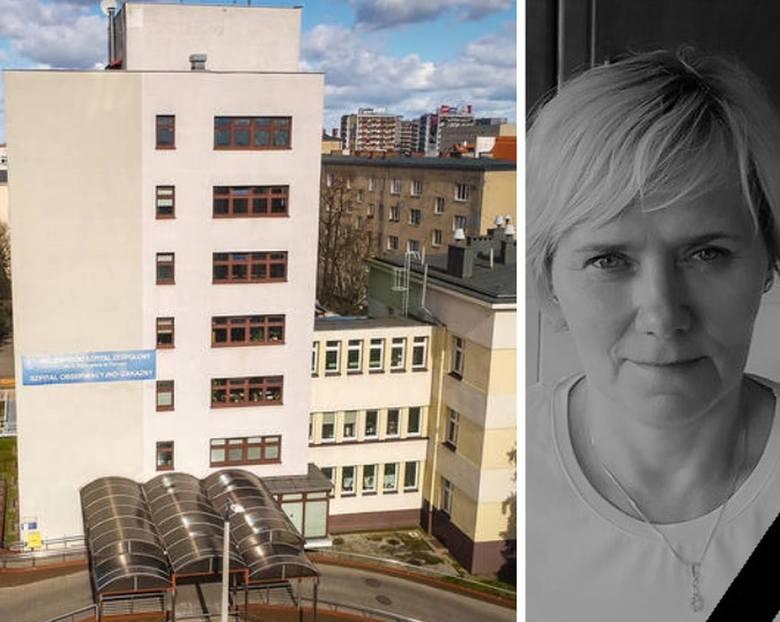 52-letnia Katarzyna Zawada, pielęgniarka ze szpitala zakaźnego w Toruniu, zmarła na koronawirusa w poniedziałek, 11 maja. Zakażonych pracowników jest