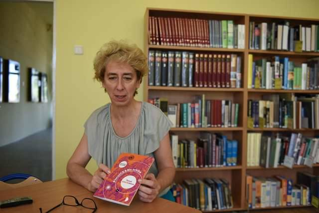 Katarzyna Kluczwajd i jej nowa książka poświęcona toruńskim piernikom