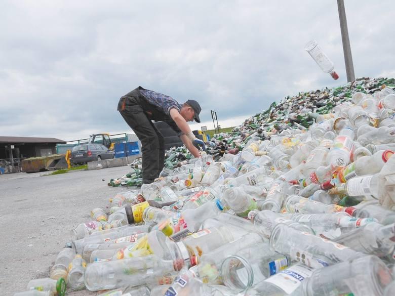 Wraz z powstaniem zakładu plazmowej utylizacji odpadów znikną góry śmieci i problem ich zagospodarowania. (fot. Daniel Polak)