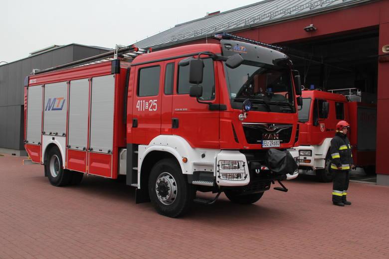 2,2 mln zł gmina zamierza przeznaczyć na zakup nowych wozów strażackich.