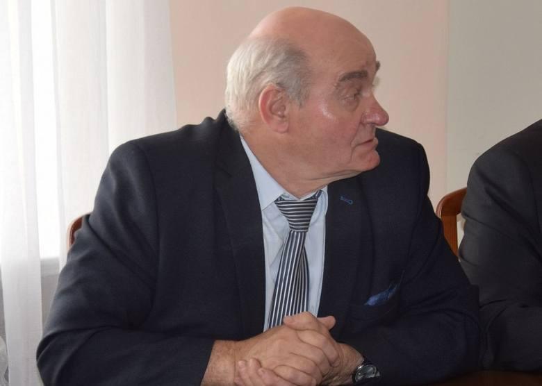 Jerzy Stankiewicz, wójt gminy Maków<br /> 10180 złotych