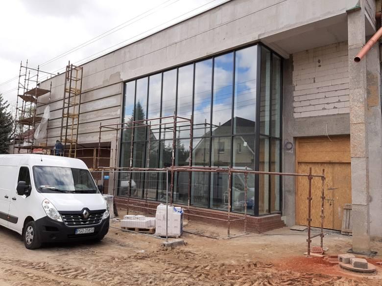 Budowa auli szkoły muzycznej na ostatniej prostej
