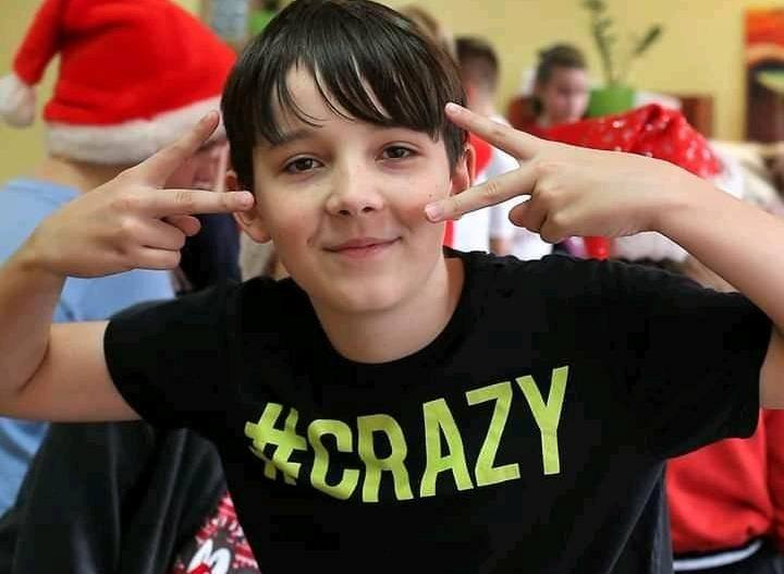 Ostrołęka. Błażej Rochaczewski, chory na białaczkę, potrzebuje naszej pomocy. Potrzebna krew dla 11-letniego chłopca