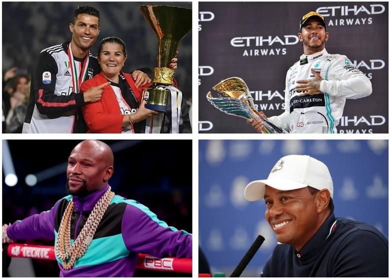 Ponad 6 miliardów dolarów - tyle zarobiła w ostatniej dekadzie dziesiątka najbogatszych sportowców na świecie. Szalone pieniądze! Czy koronawirus wpłynie