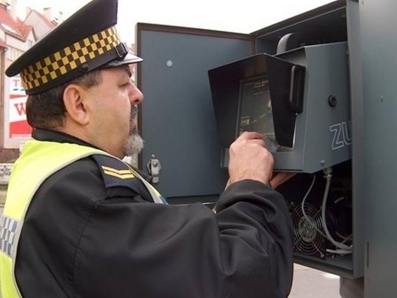 Uwaga! W Szczecinie Straż Miejska  znów używa fotoradarów