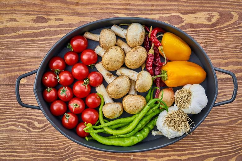 Filary kobiecej odporności: dieta