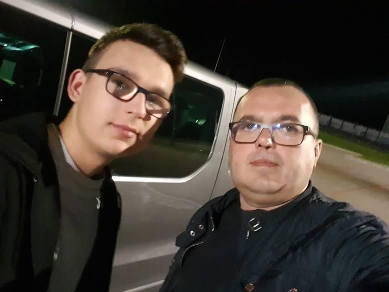 Barłomieja Lewandowskiego z Prudnika i jego 17-letniego syna Michała policja zatrzymała podczas strajku przedsiębiorców w Warszawie.  A potem w ich domu pojawił się kurator sądowy...