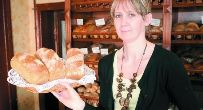 Marzena Mrozik: - Kiedyś taki chleb piekła babcia mojego męża, Aniela. Przepis jest więc historyczny