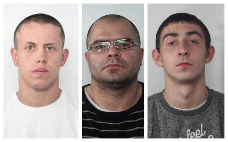 Oto osoby z Kujawsko-Pomorskiego ścigane przez policję za kradzieże z włamaniem. Zobacz zdjęcia w dalszej części galerii i pomóż policji w poszukiwa