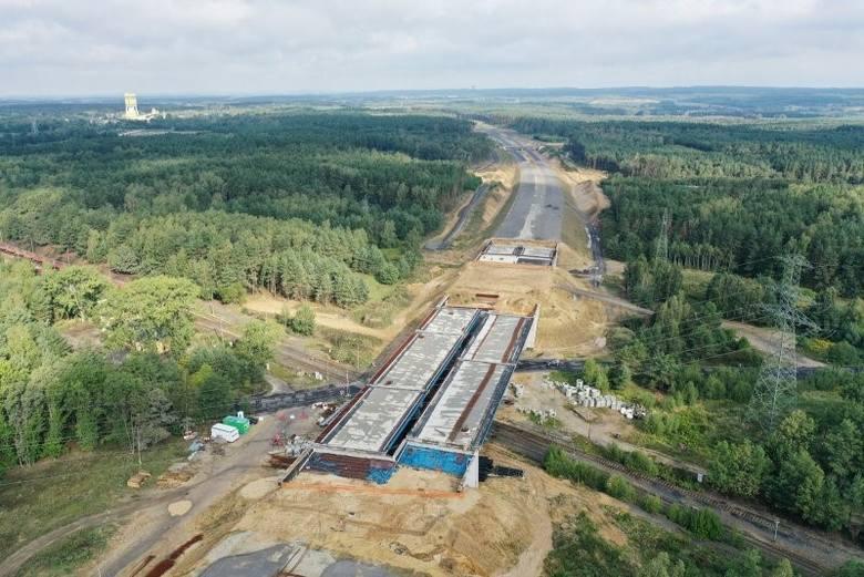 Droga S3 w Lubuskiem jest już gotowa, teraz czekamy na zakończenie robót na Dolnym Śląsku i w Zachodniopomorskiem. Sprawdzamy, co zostało do zrobienia