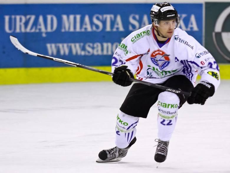Maciej Mermer w meczu o brązowe medale z GKS-em Tychy zdobył swoją czwartą bramkę w sezonie.