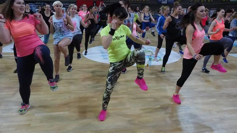 II maraton fitness w Koszalinie