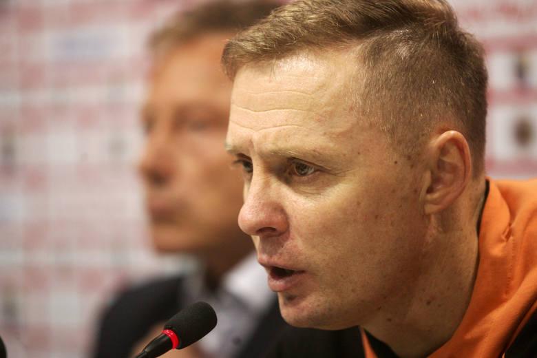 Ireneusz Mamrot pracował przez sześć i pół roku w Chrobrym, wprowadzając zespół z Głogowa z trzeciej do pierwszej ligi. Teraz spróbuje swoich sił w ekstraklasowej Jagiellonii.<br />