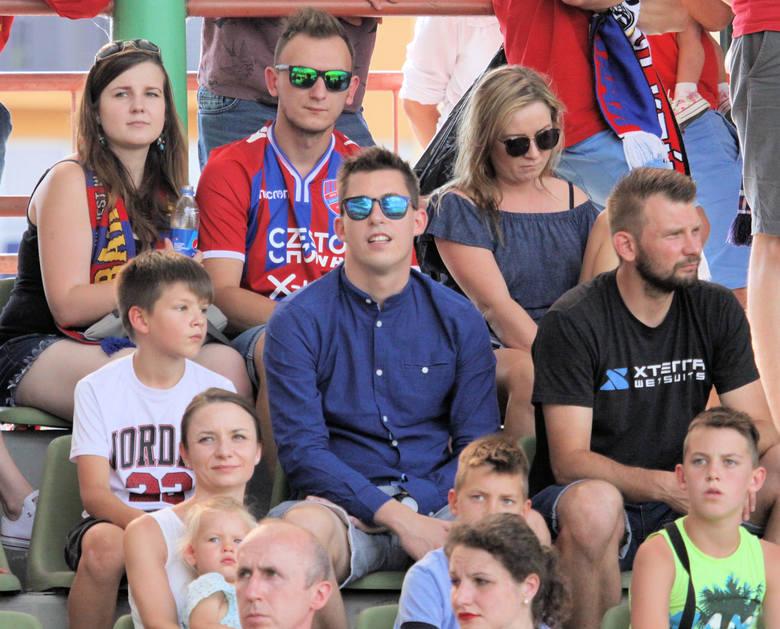 Częstochowscy fani na razie wspierają swój zespół podczas spotkań w Bełchatowie