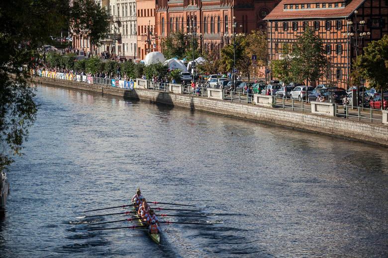 Na Brdzie, na nabrzeżu przy Rybim Rynku i Mostowej w centrum Bydgoszczy nie zawiedli organizatorzy, nie zawiedli zawodnicy, nie zawiodła pogoda i kibice.