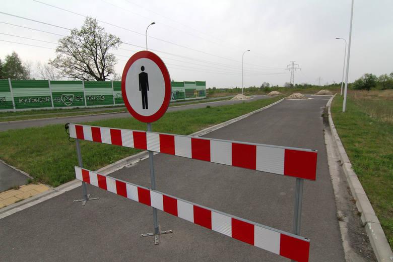 Tu, na rondzie między Łanami a Wrocławiem, kończy się dziś wschodnia obwodnica