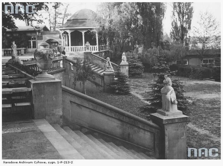 Strzelnica Bractwa Kurkowego - 1935 rok