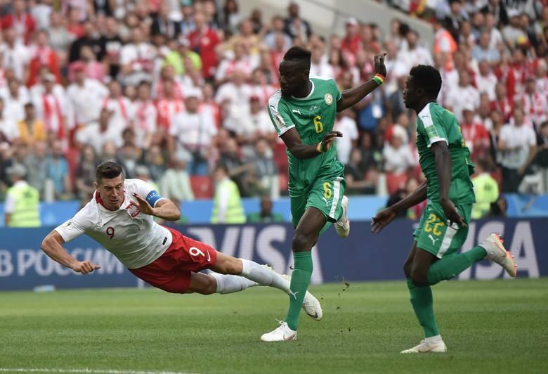 Polska - Senegal 1:2