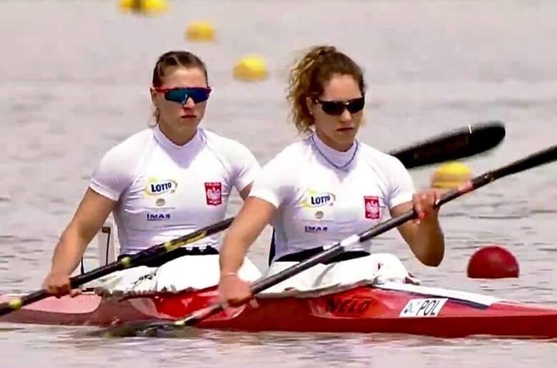 Helena Wiśniewska (z lewej) wraz Justyną Iskrzycką w PŚ w Szeged zdobyły srebrny medal. W Poznaniu kajakarka Zawiszy popłynie w K1 i K4 na 500 m.