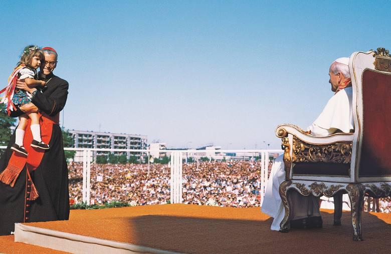 Panie Adamie, można! Jan Paweł II i jego fotograf