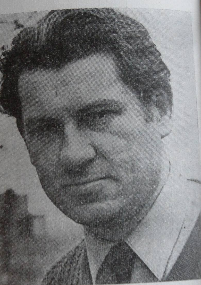 Marek Dziekoński jako dojrzały mężczyzna