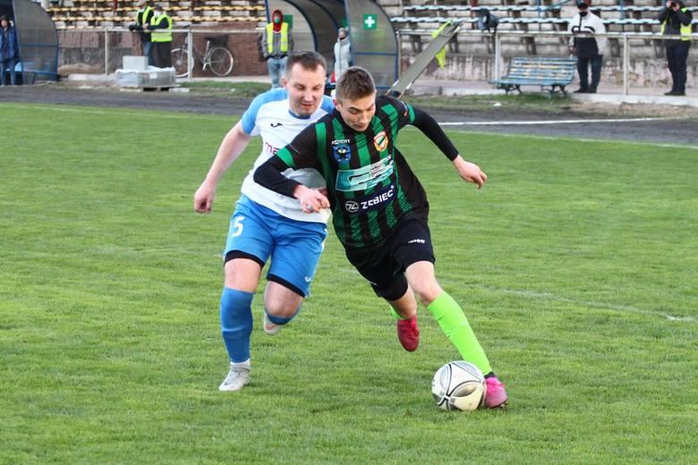 Orlicz Suchedniów - Star Starachowice - IV liga - sezon 2020/21