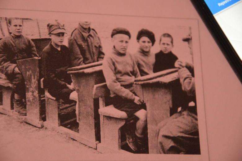 Polskie sieroty w Tokmoku (Kirgistan, środkowa Azja). - Przyszła wiadomość o organizacji polskiego sierocińca. Dostaliśmy odzież, obuwie, bieliznę. Odwszawiono nas - wspomina Eugeniusz Maroszek