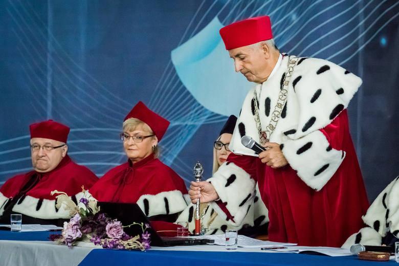 Inauguracja Roku Akademickiego na WSG