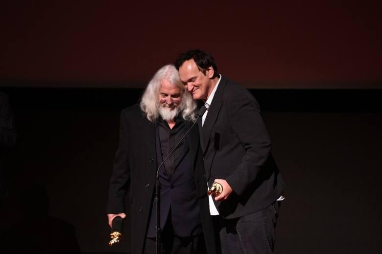 W CKK Jordanki zakończyła się 27. edycja festiwalu EnergaCamerimage. Jednym z ważniejszych wydarzeń było wyróżnienie - Quentina Tarantino i Roberta Richardsona,