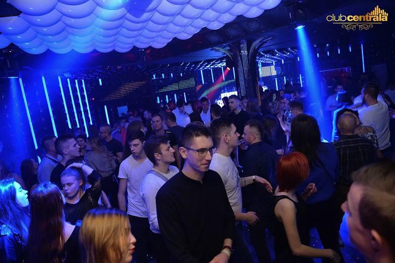 Zobaczcie zdjęcia z piątkowej imprezy w klubie Centrala.