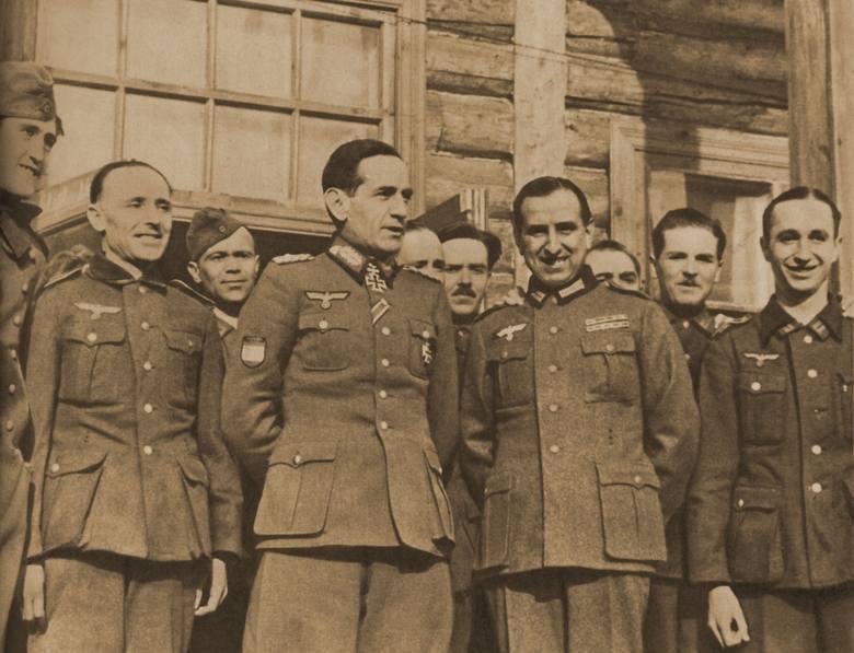 Narciarze Błękitnej Dywizji (1942 r.)