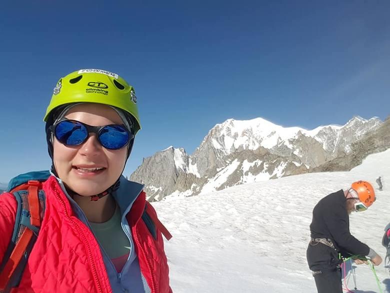 Anita Polakowska. Dziewczyna z czekanem i z Koroną Europy, czyli jak spełniać swoje marzenia