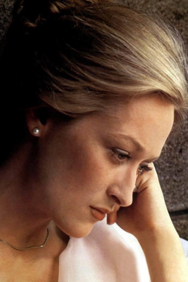 """Meryl Streep w filmie """"Łowca jeleni"""" (1978)"""