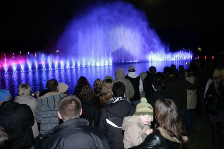 Wrocław: Dziś pierwsze pokazy fontanny multimedialnej (HARMONOGRAM)