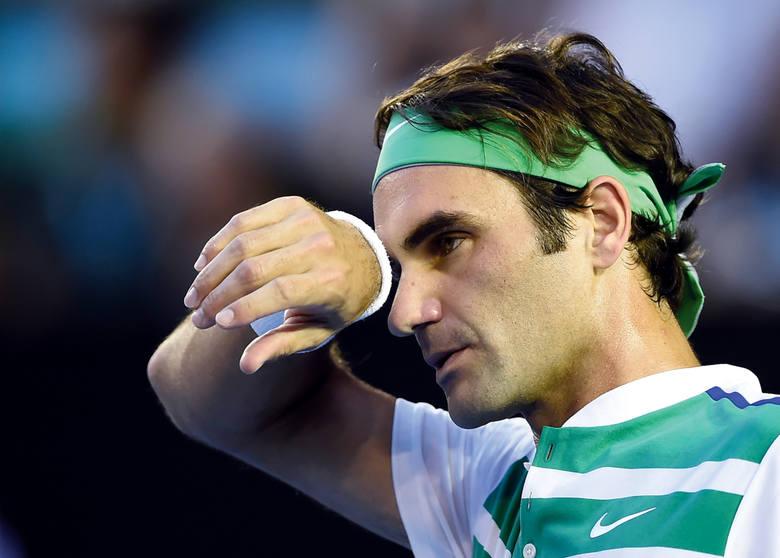 Ostatni raz w turnieju wielkoszlemowym Federer nie zagrał w 2009 roku