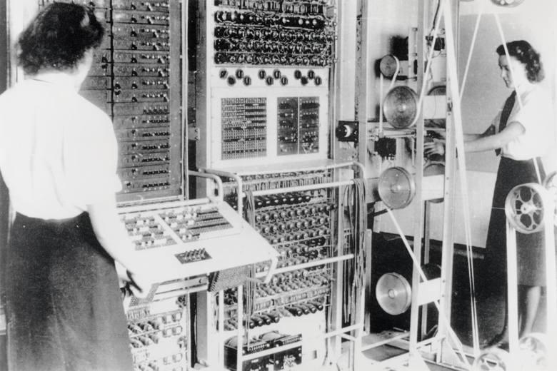 Następca pierwszego komputera - Colossusa.