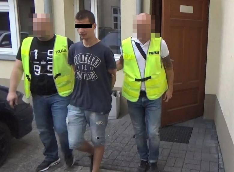 Банда украинцев предстанет перед судом в Польше
