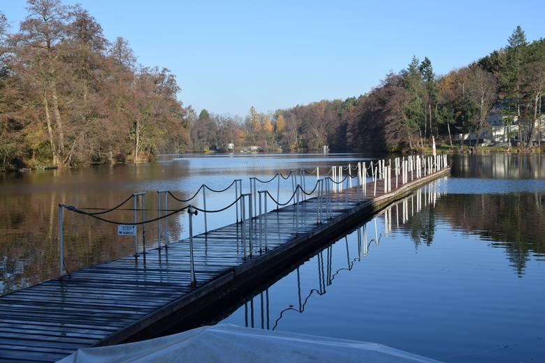 Łagów to wyjątkowa miejscowość, ukochana przez turystów z całej Polski. Pięknie i ... cicho jest tutaj szczególnie poza sezonem.
