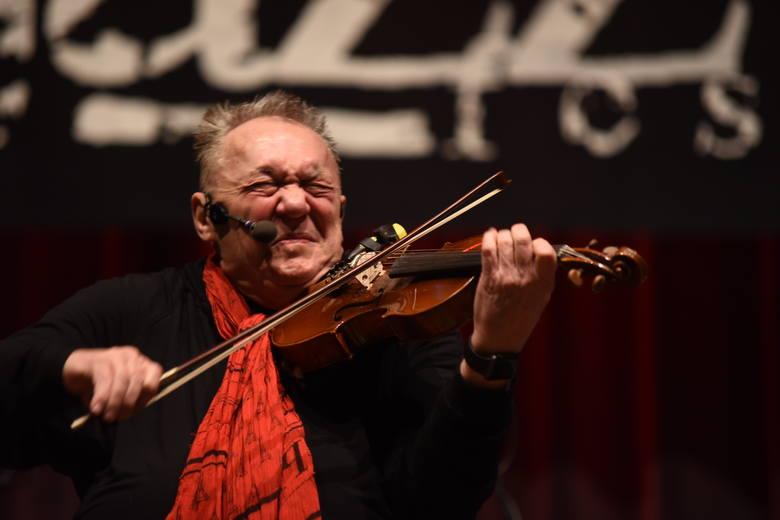 Multiinstrumentalista Michał Urbaniak to jeden z najbardziej znanych i cenionych w świecie polskich muzyków jazzowych