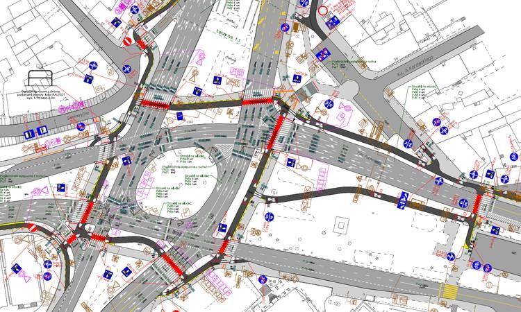 W Bydgoszczy będzie więcej ścieżek rowerowych. Nowe powstaną wzdłuż ulic Focha i Kruszwickiej