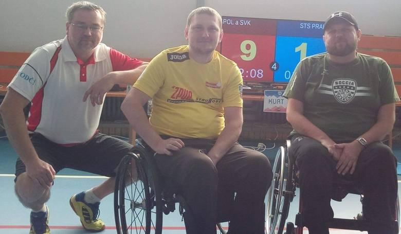 Kolejne pasmo wielkich sukcesów niepełnosprawnych zawodników z Nieznanowic