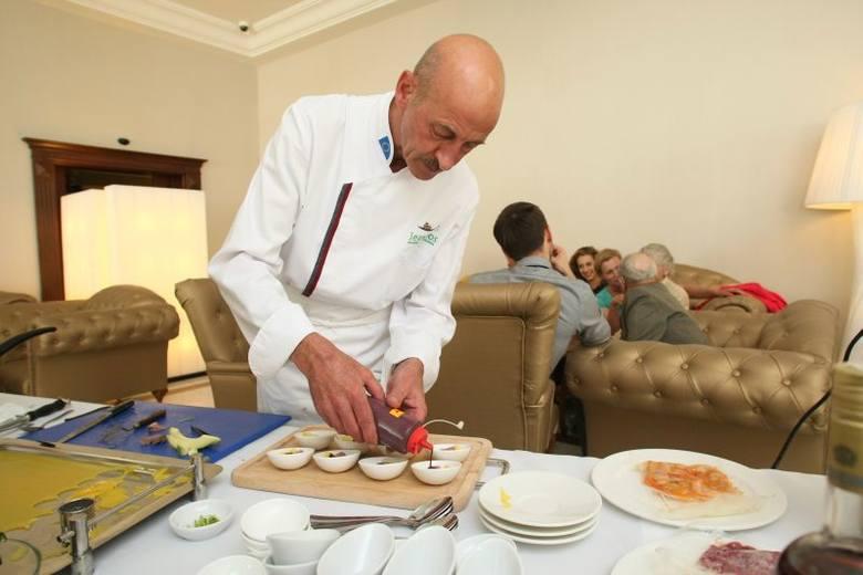 Pokaz Kuchni Molekularnej w Hotelu Binkowski